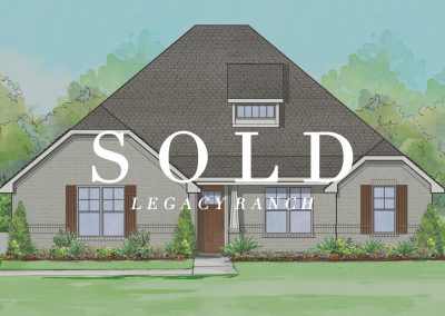 1217 Denton Creek Drive Legacy Ranch | 4 Bed | 2.5 Bath | Sold