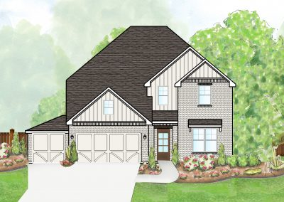 536 Point Vista Drive Parks of Aledo | 4 Bed | 3 Bath | 3 Car | $474,000