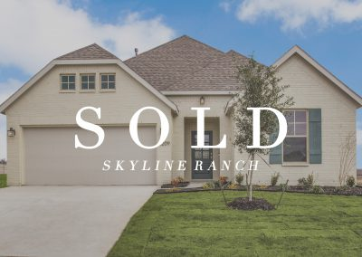 5209 Sonata Trail Skyline Ranch | 3 Bed | 2 Bath | 2 Car | Sold