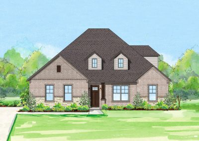New Homes in New Fairview, TX | Falcon Ridge | Clarity Homes