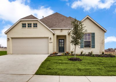 5209 SONATA TRAIL New Home at Skyline Ranch in Fort Worth, TX $309,500