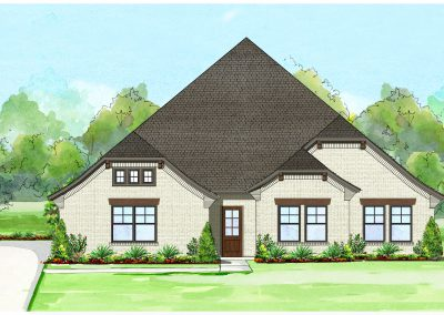 1110 Denton Creek Drive Legacy Ranch | 4 Bed | 2 Bath | 2 Car | $399,900