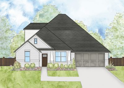 Bailey | New Home Floor Plan