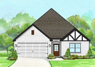 Oxford | New Home Floor Plan