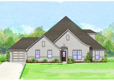 Warner I & II | New Home Floor Plan