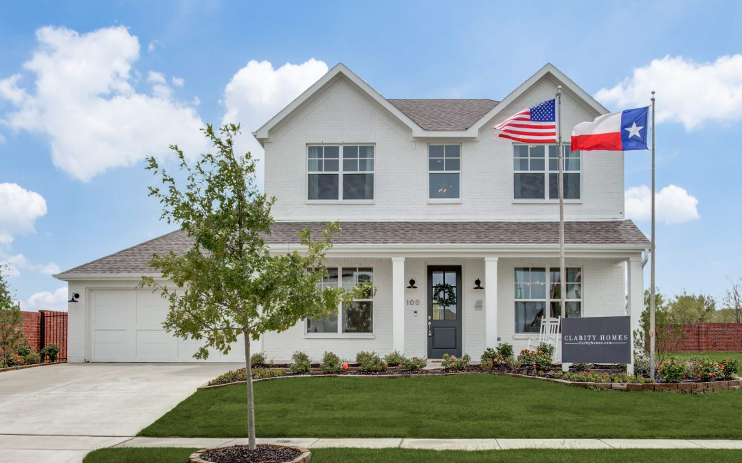 Must-see Aledo ISD Farmhouse Model is Now Open!