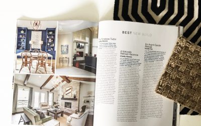 Clarity Homes Named Best New Build by FW Home Magazine