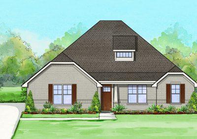 1217 DENTON CREEK DRIVE New Home at Legacy Ranch in Justin, TX Coming Soon