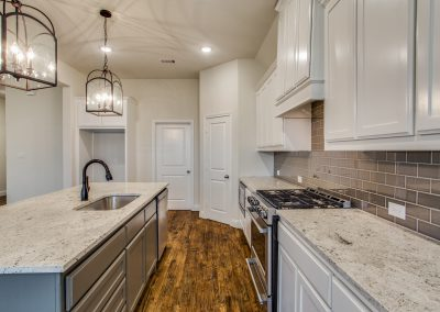 1105 DENTON CREEK DRIVE New Home at Legacy Ranch in Justin, TX $429,000