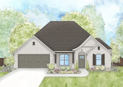 728 Tallgrass Drive Parks of Aledo | 4 Bed | 3 Bath | 2 Car Tandem | 449,000