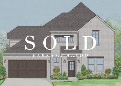 817 Landmark Drive Parks of Aledo | 4 Bed | 3.5 Bath | 2 Car | Sold