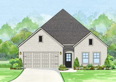 Ballinger | New Home Floor Plan