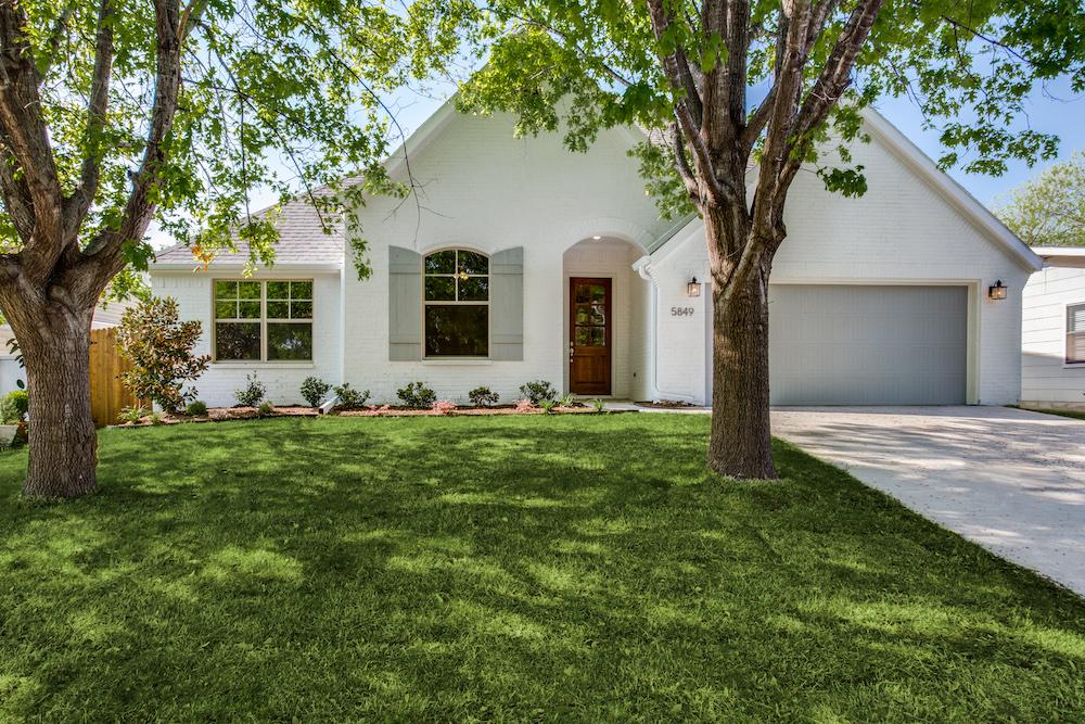 Westworth Village Clarity Homes New Homes Fort Worth TX
