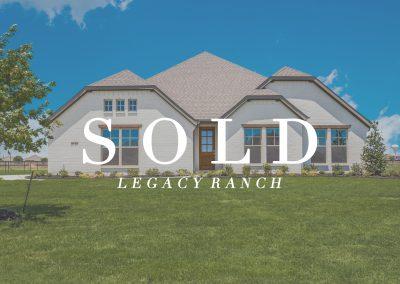 1110 Denton Creek Drive Legacy Ranch | 4 Bed | 2 Bath | 2 Car | Sold