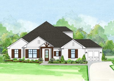 Easton II | 4 Bed | 3 Bath | 2-3 Car