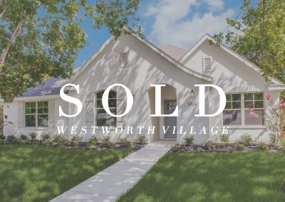 5836 Lyle Street Westworth Village | 3 Bed | 2 Bath | 2 Car | Sold