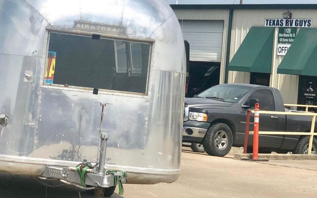 Model Home on Wheels: Plumbing is a Mess, Literally