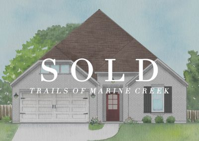 6329 Red Cliff Drive Trails of Marine Creek | 3 Bed | 2 Bath | 2 Car | Sold