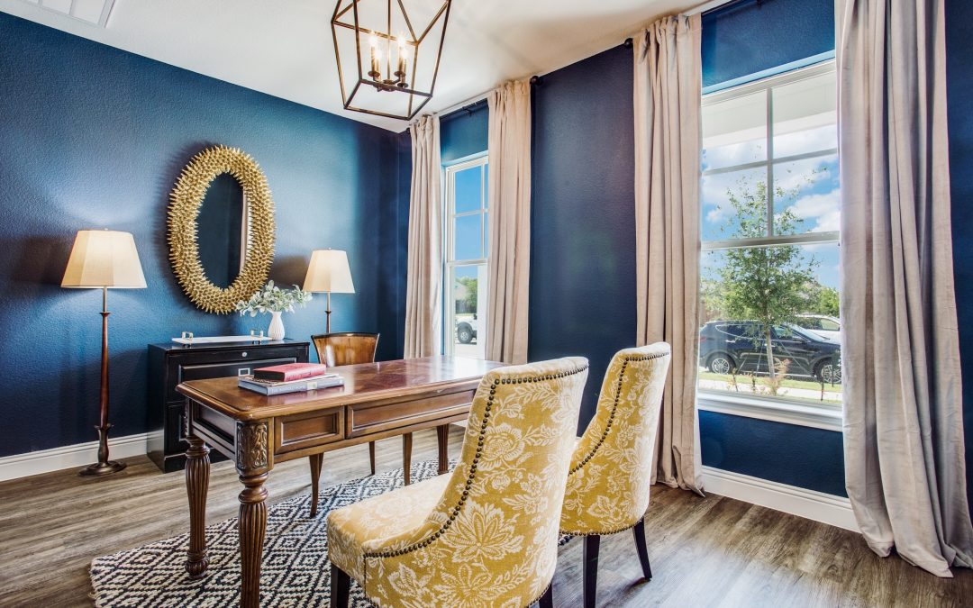 2020 Color of the Year: Naval