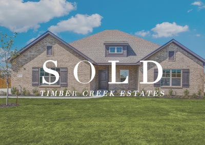 MOVE-IN READY | 133 Treys Way Timber Creek Estates | 4 Bed | 2 Bath | 2 Car | SOLD