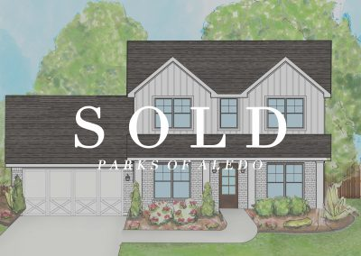 708 Rockledge Trail | Parks of Aledo | 4 Bed | 3 Bath | 2 Car | Sold