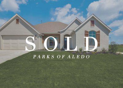 728 Tallgrass Drive | Parks of Aledo | 4 Bed | 3 Bath | 2 Car + Tandem | Sold