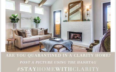 #StayHomeWithClarity