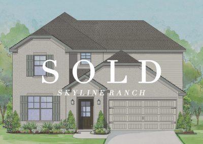 5253 Ranchero Trail | Skyline Ranch | 4 Bed | 3 Bath | 2 Car | Sold