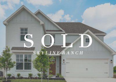 5216 Sonata Trail | Skyline Ranch | 4 Bed | 3 Bath | 2 Car | Sold