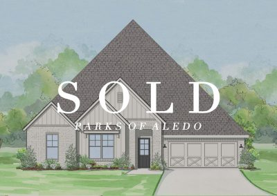 752 Tallgrass Drive | Parks of Aledo | 4 Bed | 3.5 Bath | 2 Car | Sold