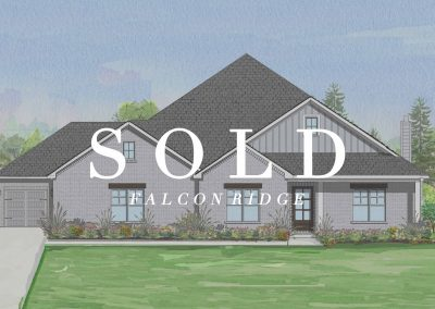 9100 Hidden Pond Street | Falcon Ridge | 4 Bed | 3 Bath | 3 Car | Sold