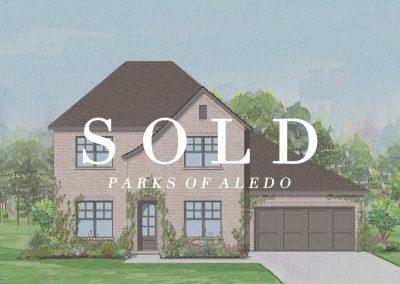 837 Highlands Avenue | Parks of Aledo | 4 Bed | 3 Bath | Game Room | Study | 2 Car | Sold
