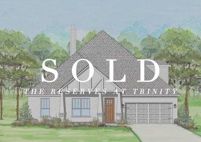 215 East Furlong | Reserves at Trinity | 4 Bed | 3 Bath | Game Room | 2 Car | Sold