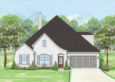 COMING SOON | 244 Observation Drive | The Bluffs at Parks of Aledo | 4 Bed | 3 Bath | Game Room | Mud Room | 2 Car