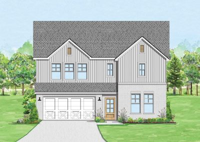 Austin II (The Bluffs at Parks of Aledo) | 4 Bed | 3-4.5 Bath | Game Room | 2 Flex Rooms | 2 Car
