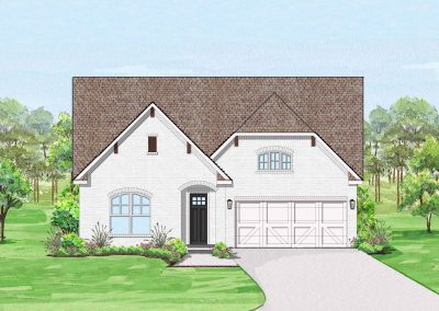 COMING SOON | 256 Observation Drive | The Bluffs at Parks of Aledo | 3 Bed | 2.5 Bath | 2 Car